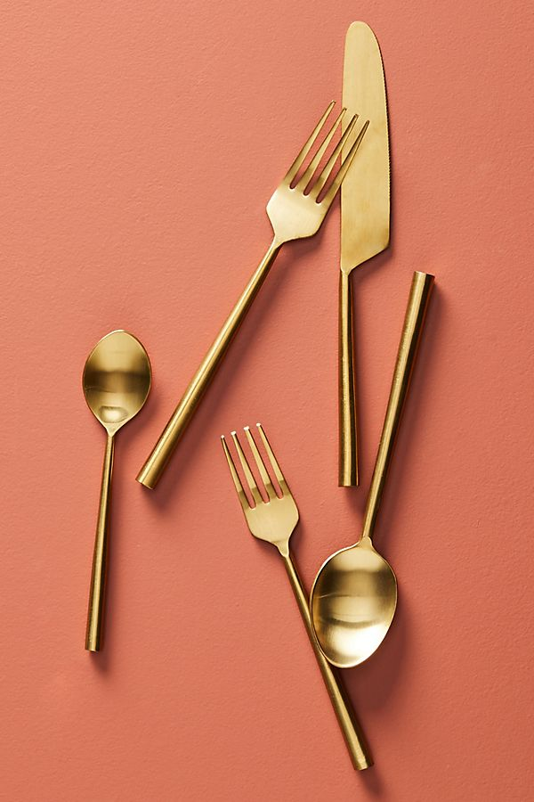 flatware anthropologie