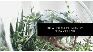 How to save money while traveling | Luxuriously Thrifty