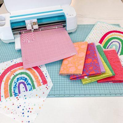 Cricut Tutorial | Use your Cricut Maker to cut quilt applique pieces