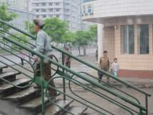 Street Scenes Of Pyongyang Lu-hai Liang