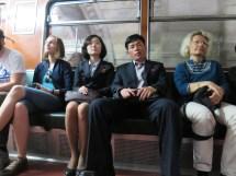 Pyongyang Metro Lu-hai Liang