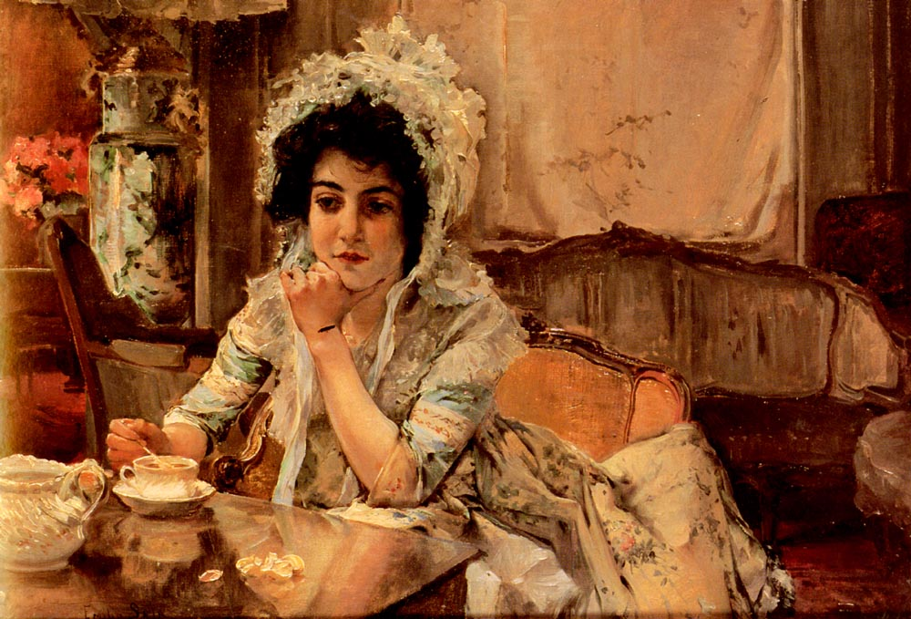Emilio Sala y Frances, Tea Time,