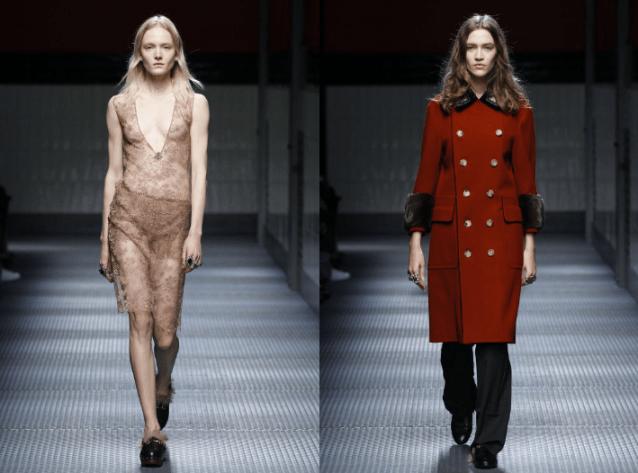Gucci Women's Fall Winter 2015-15