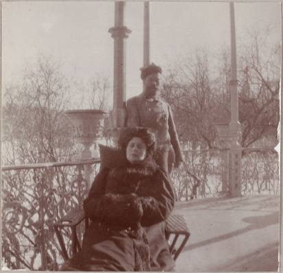 Photography from the private archive of the Romanovs family-Lujon Magazine70