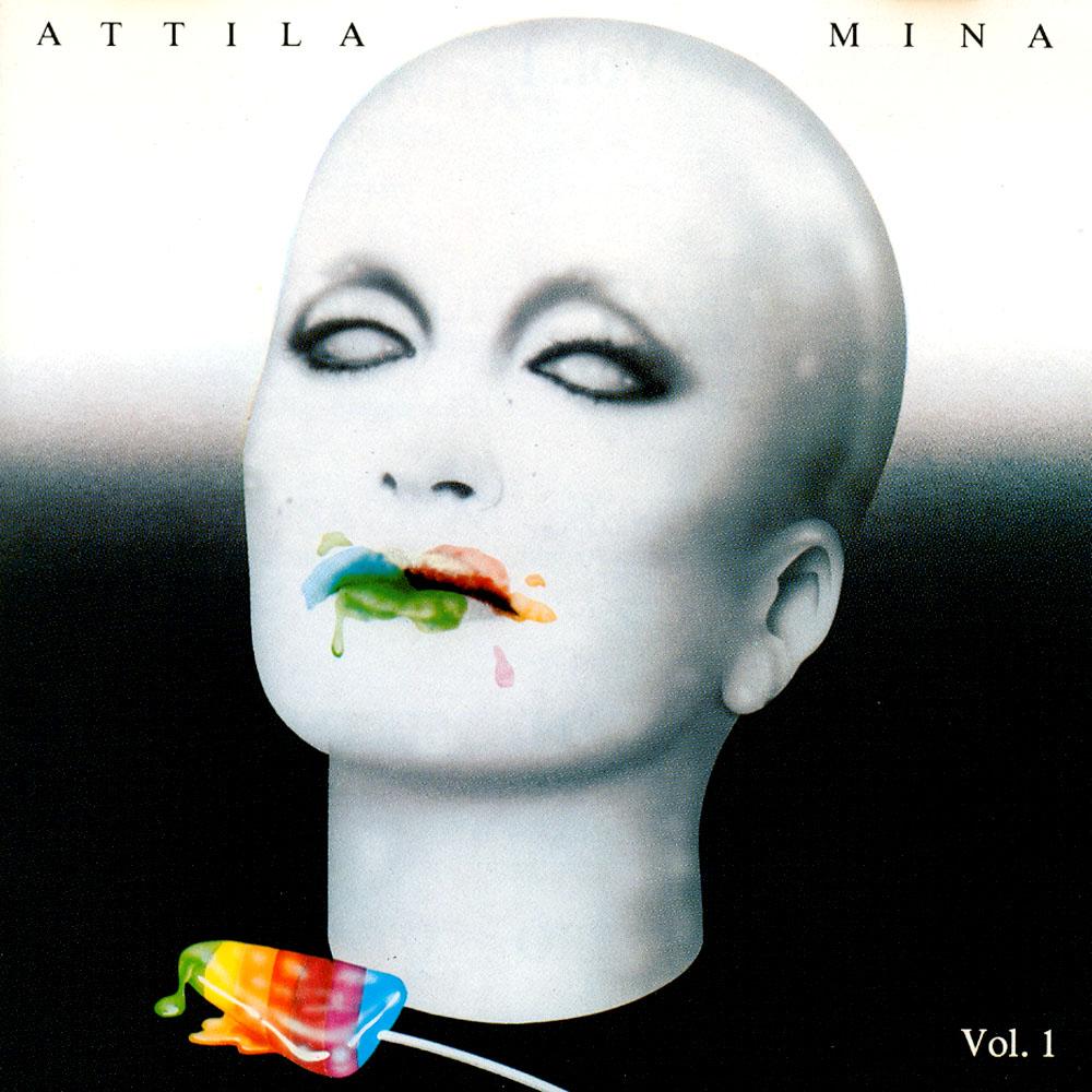 Mina - Attila Vol.1 - 1979