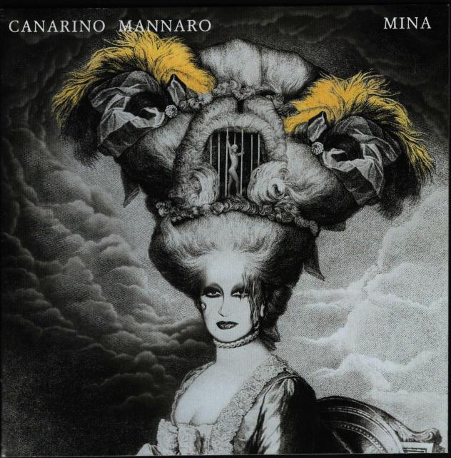 Mina - Canarino Mannaro - 1994