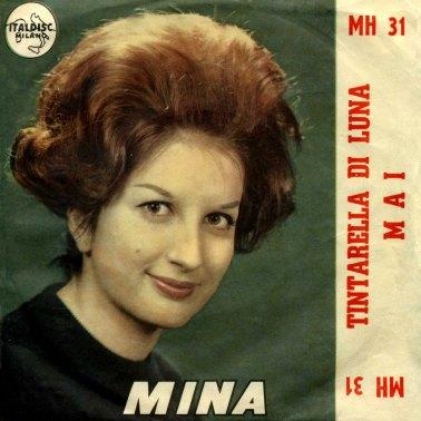 Mina - Tintarella di Luna/Mai - 1959