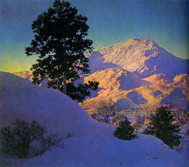 Winter Sunrise - 1949