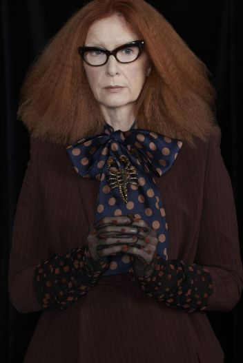 Frances Conroy as Myrtle Snow in American Horror Story