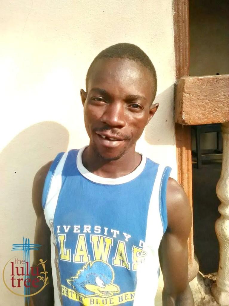 Farm Manager 1 Mr. Alie Kamara