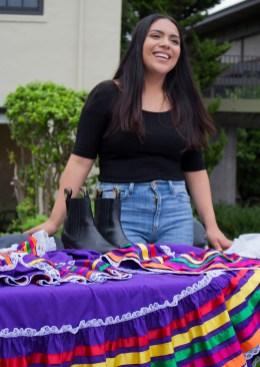 Nancy Torres answers questions about Humboldt De Folklorico.