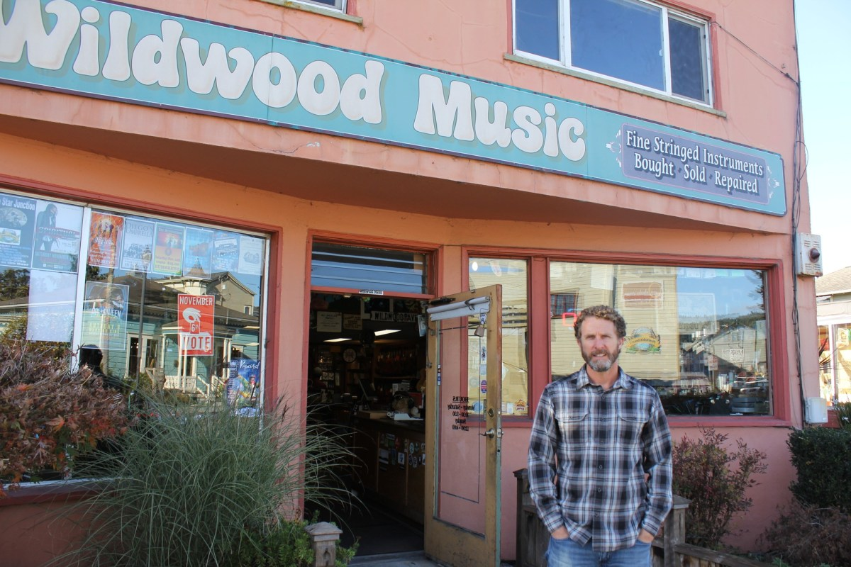 Wildwood music never stops