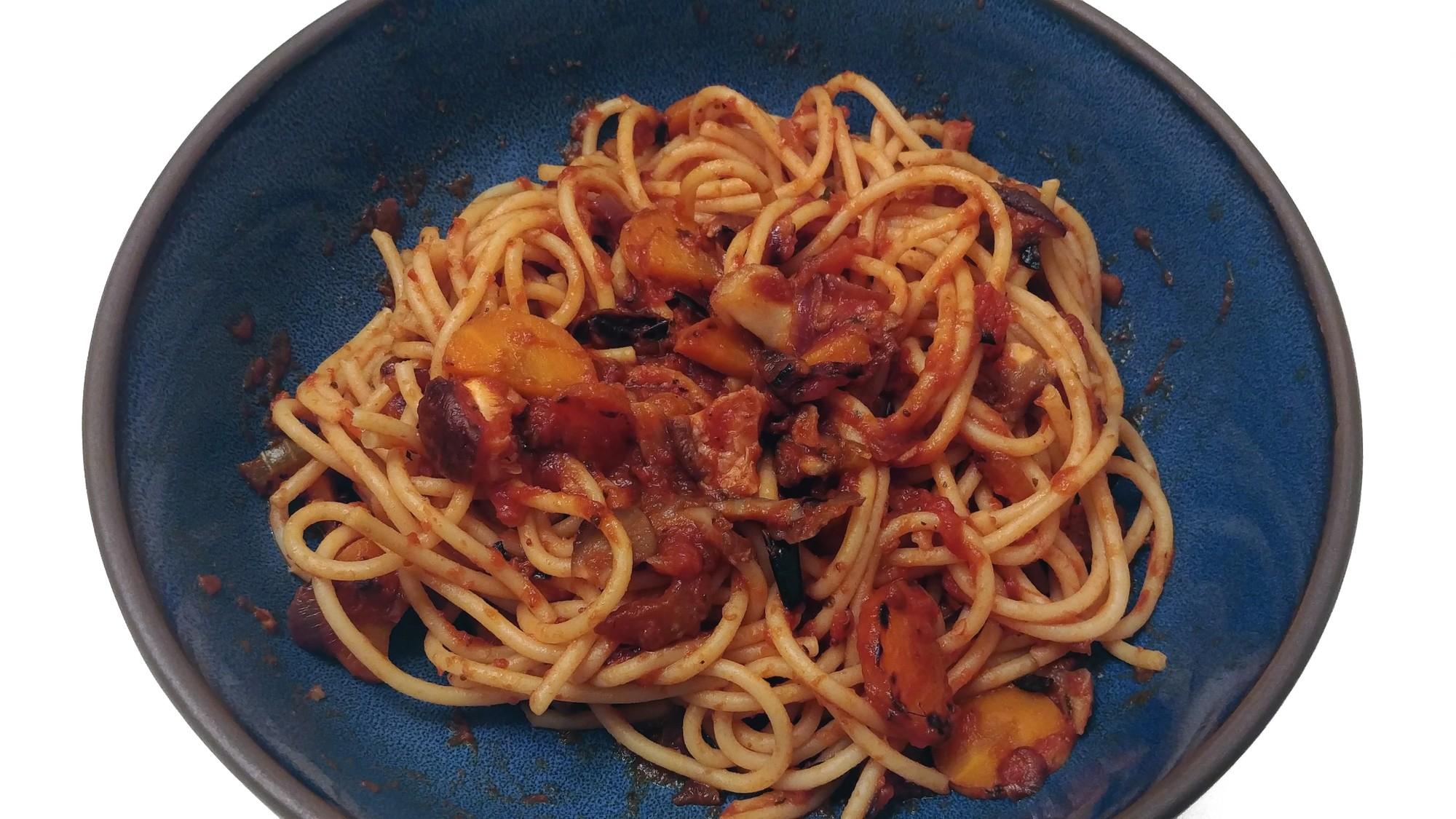 Pasta Alla Bolognese Recipe The Lumberjack