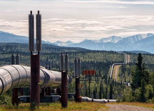 Alaska Wildlife Refuge Vulnerable to Drilling
