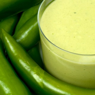 Green Chile Crema