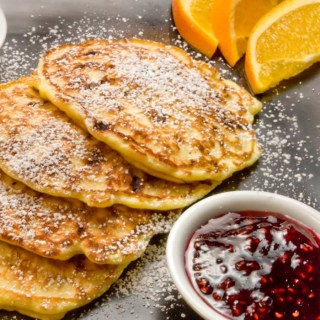MauiJim's Lightest Ever Cottage Cheese Pancakes