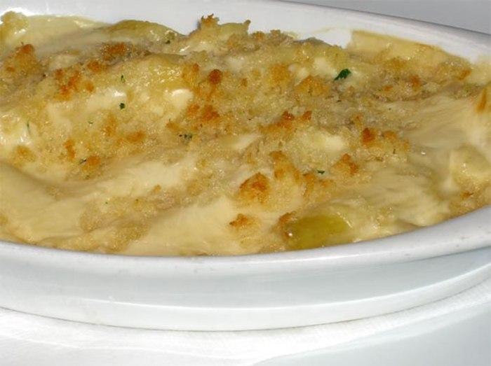 Heathman, Mac & Cheese, Portland OR