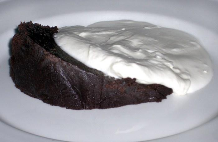 Nostrano's Chocolate Budino