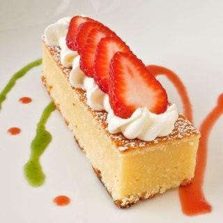 Metrovino's Parmesan Pound Cake