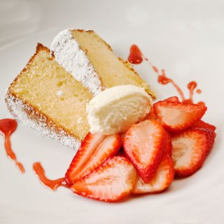 Heavenly Parmesan Pound Cake