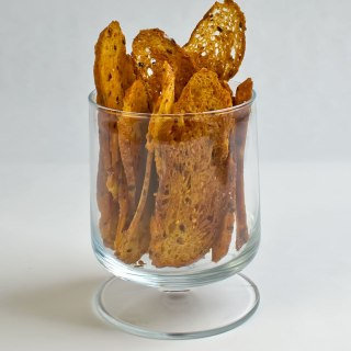 Seeded Bread Crisps