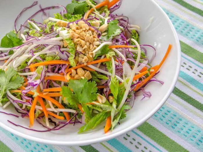 LunaCafe Top Posts 2014: Vietnamese Chicken Salad