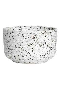 How to style your home on a budget - H&M hand-painted stoneware bowl
