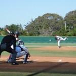 Weekend baseball