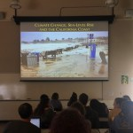 School of Natural Sciences seminar series presents Dr. Gary Griggs on climate change