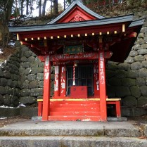 A small shrine in Nikko. Photo by Tyrus Torres.