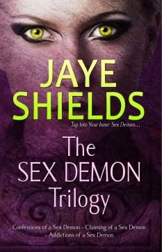 The Sex Demon Trilogy by Jaye Shields is a sexy paranormal read, sure to set your kindle of fire.