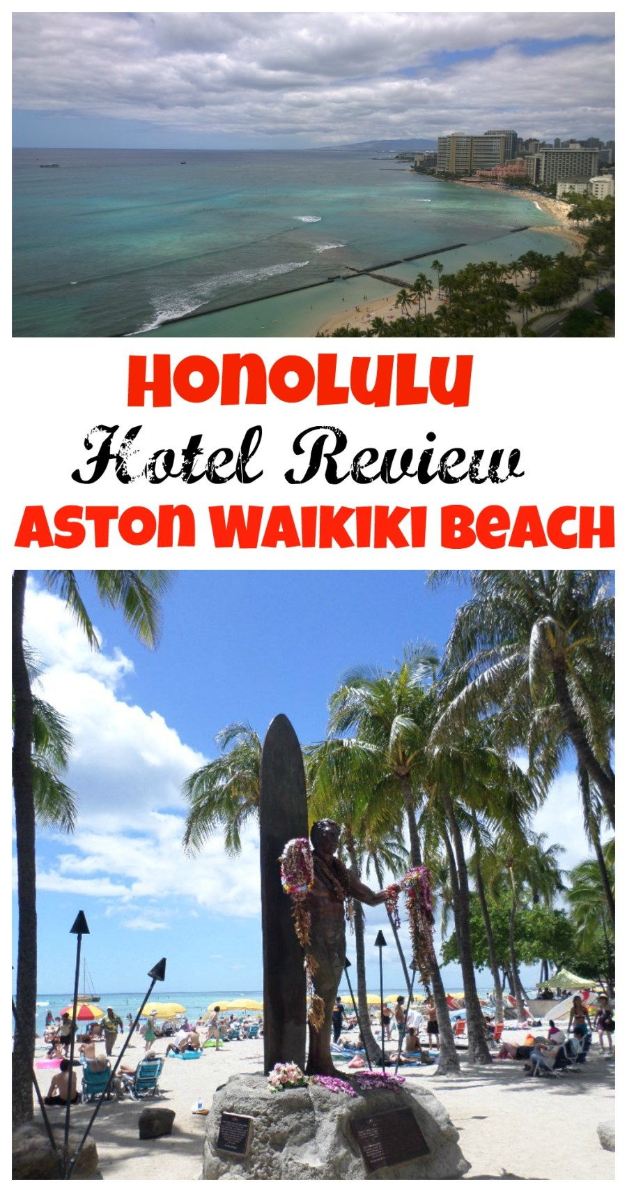Hotel Review for Aston Waikiki Honolulu, Oahu, Hawaii