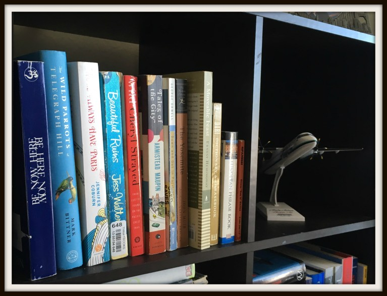 A Flight Attendant's Bookshelf - Must Read Travel Books