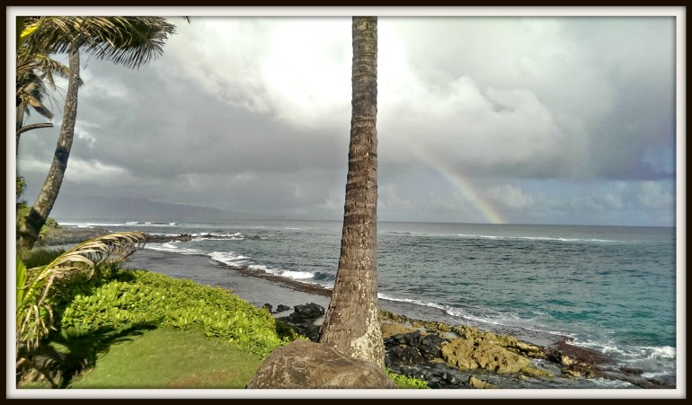 Rainbows in Maui, a Flight Attendant's Guide to Maui