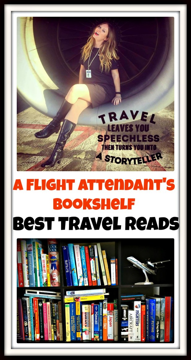 The best travel reads according to this flight attendant. Fuel your wanderlust!