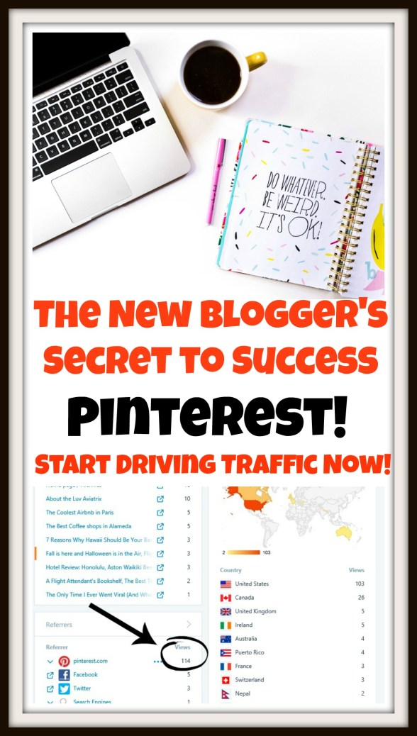 Pinterest is my #1 traffic driver to my travel blog. Check out how to use Pinterest to drive traffic to your website now!