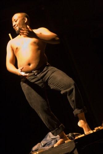 Tony Miyambo. Photo: Supplied