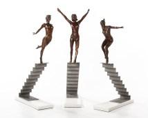 staircase-trio-in-bronze-by-sculptor-marke-meyer-2