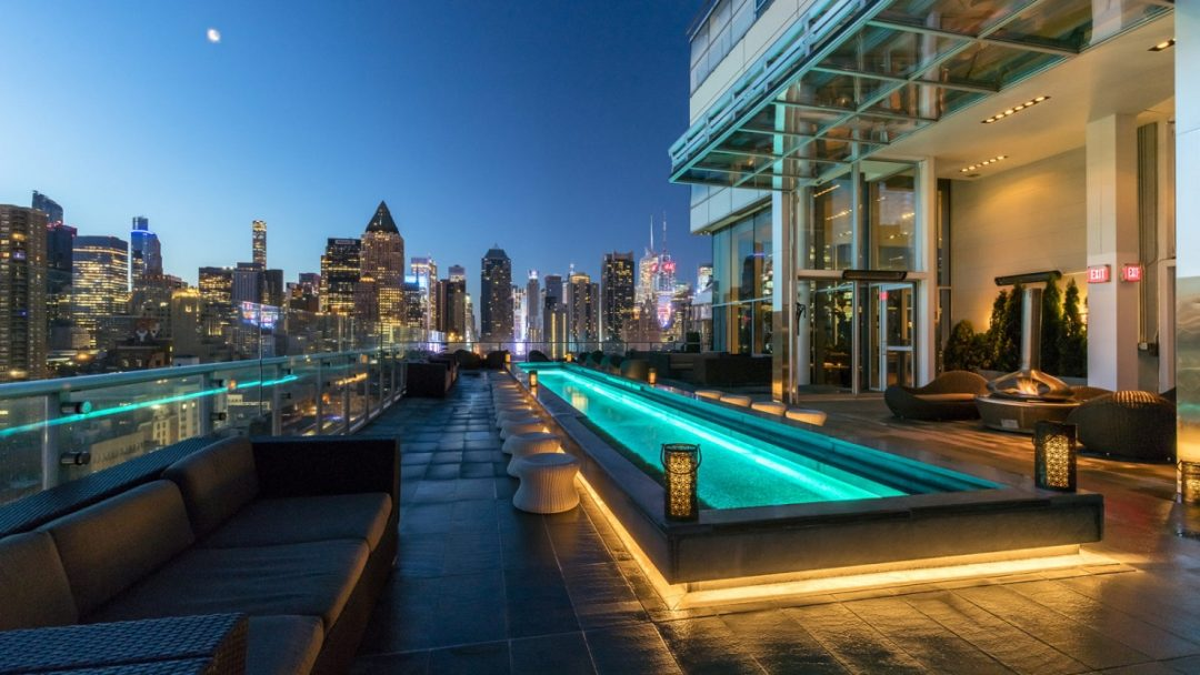 5 Best Rooftop Bars In NYC