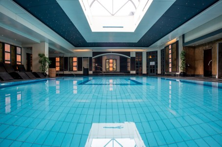 SenSpa Swimming pool - Picture by David Griffen