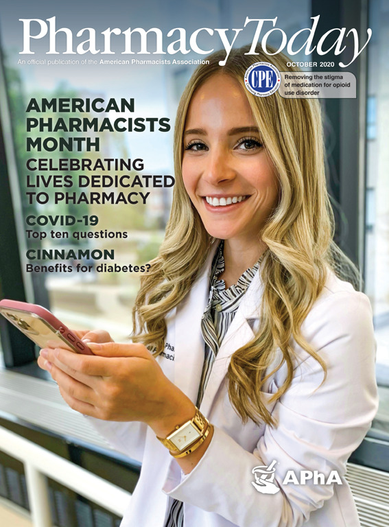 Pharmacy Today Magazine Cover Feature
