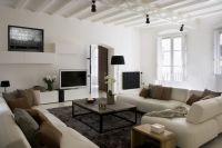 Contemporary Living Room Wall Decor Ideas | www.imgkid.com ...