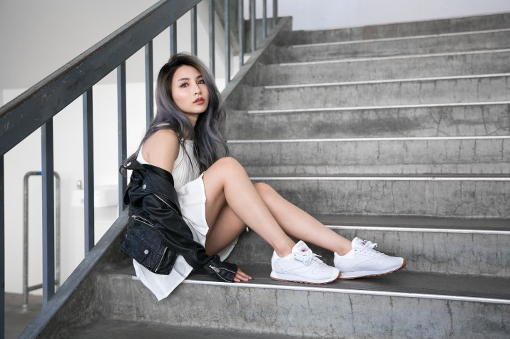 LUX Magazine Atsuna-Matsui-Reebok-14 My Icon great influence over the trends we follow