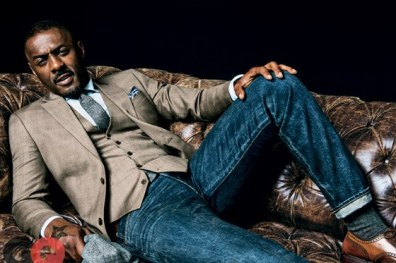 LUX Magazine idris-elba My Icon great influence over the trends we follow