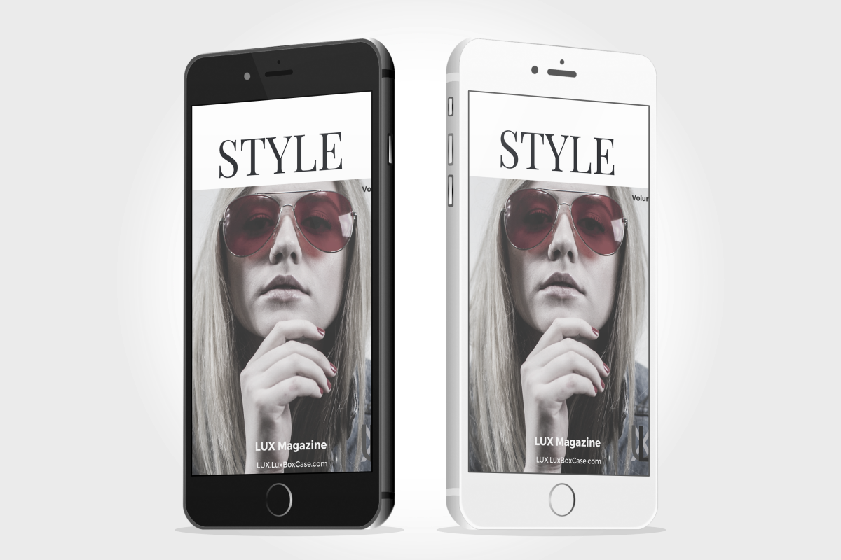 LUX Magazine style-guide-1-mockup-iphone Lux Style Guide Vol. 1