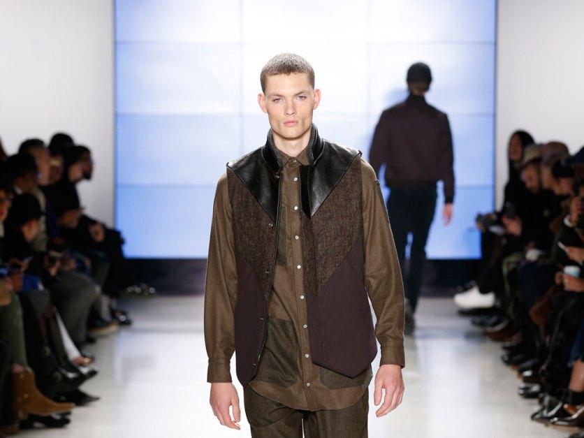 LUX Magazine Brett-Johnson-NYFW-Menswear-Looks Own style Inspiration    Barnette Holston's Top Picks