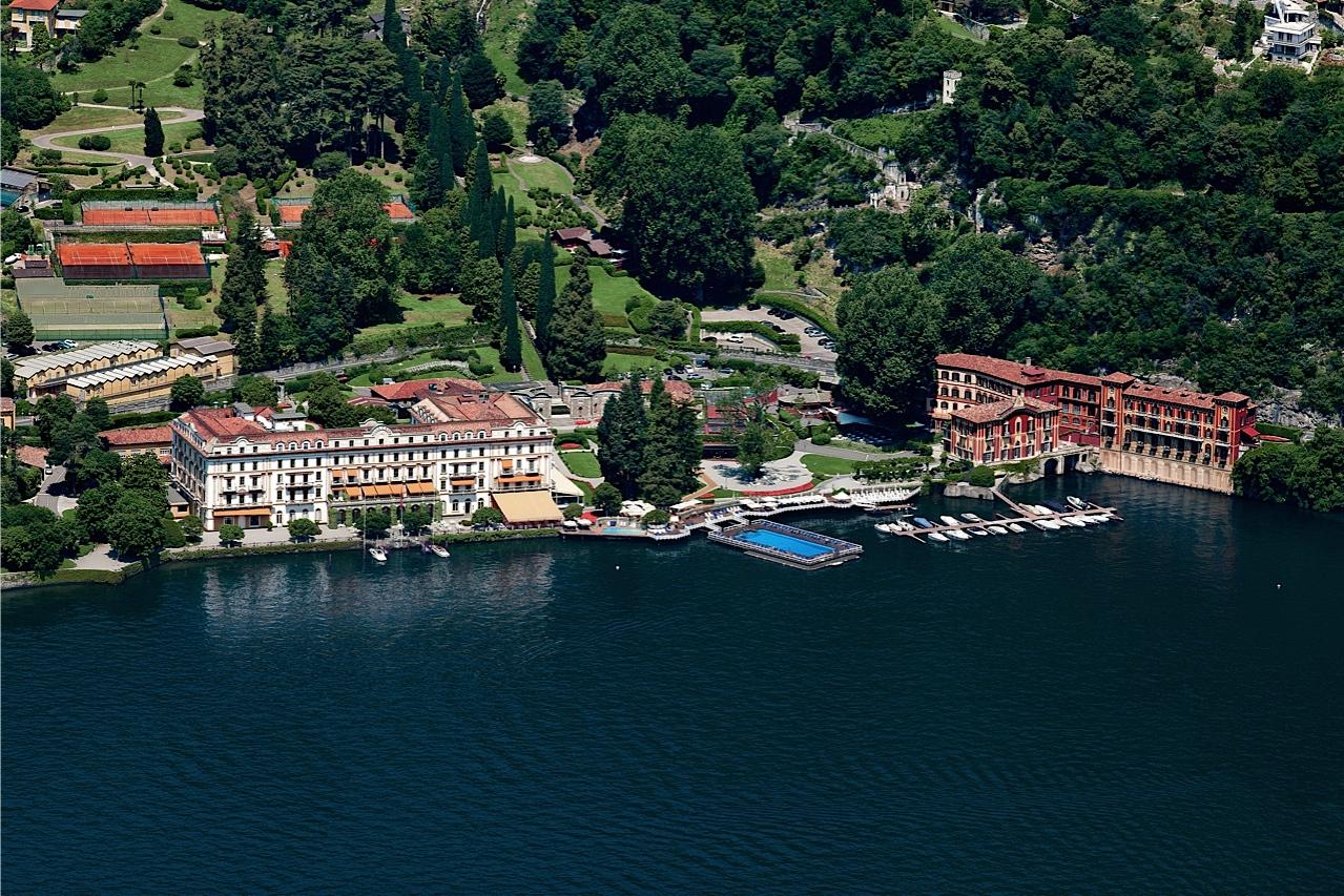 Villa DEste  Lake Como  The Most Romantic Places In