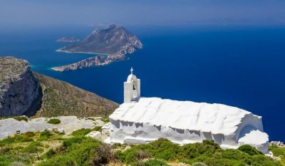 Amorgos – The Luxurians Villas