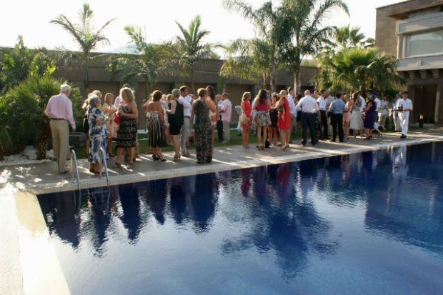 Silent Pool at Casa Dell'Arte