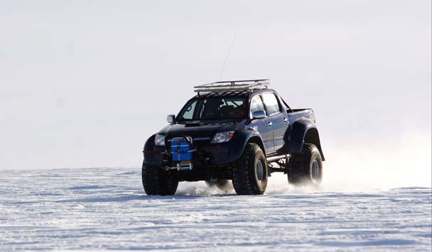 Top Gear Antarctica Special